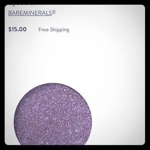 Bare Minerals eye shadow Drama New!